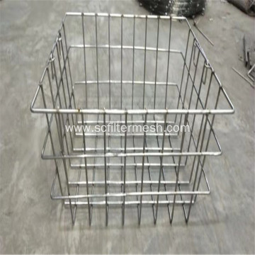 304 Wire Mesh Basket Tray